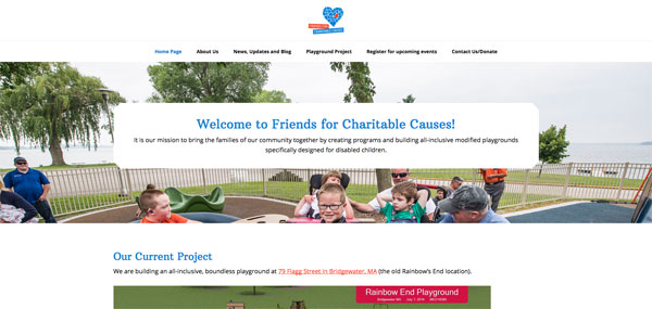 Friends for Charitable Causes