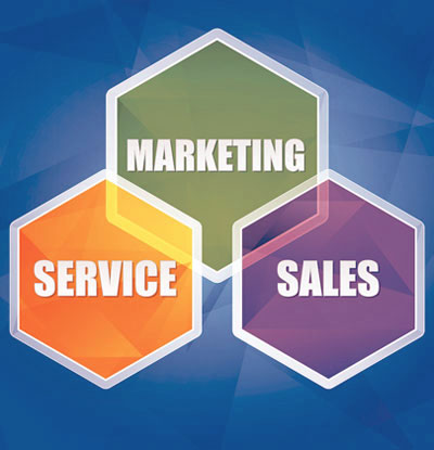 marketing and business services