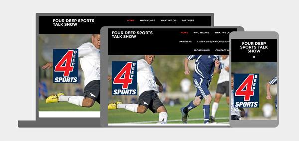 Four Deep Sports Show