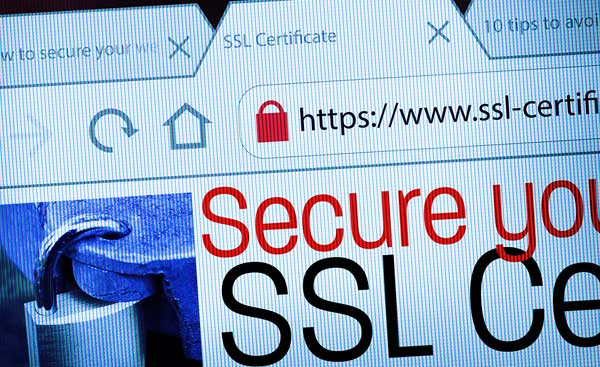 secure your website